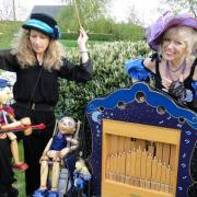Nini et Fabie Marionnettes