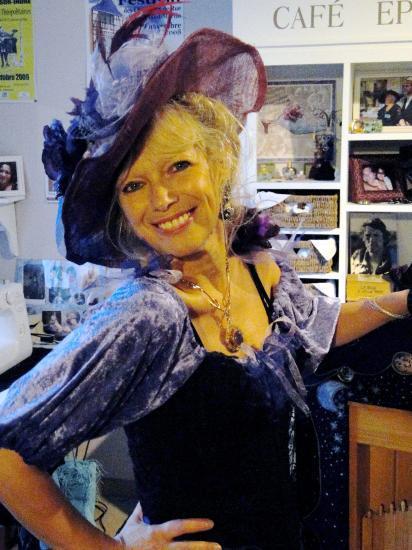 Voulez-vous danser avec Nini Peaud'chien et son orgue de barbarie